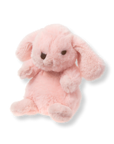Plush Bunny Rattle