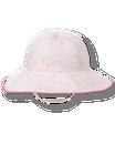 Picot Trim Sun Hat