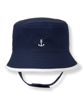 Anchor Bucket Hat
