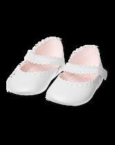 Eyelet Crib Shoe