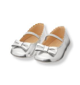 Metallic Crib Shoe