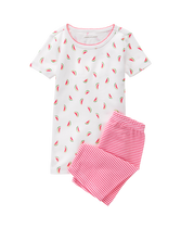 Watermelon Pajama Short Set