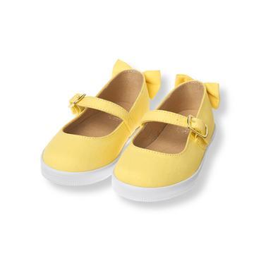 Lemon Mary Jane Sneaker at JanieandJack