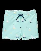 Sailboat Swim Short