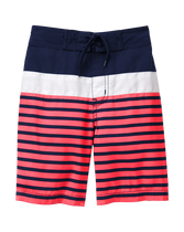 Striped Swim Trunk