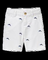Dolphin Twill Short