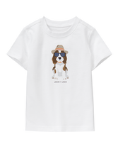 Travel Pup Tee