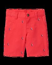 Boat Linen Short
