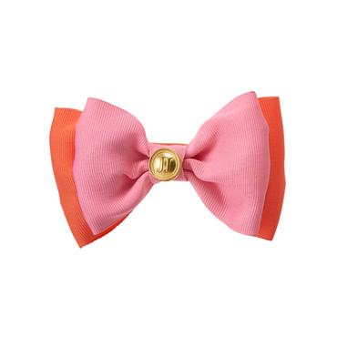Baby Girl Rose Quartz Bow Barrette at JanieandJack