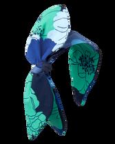 Floral Scarf Headband