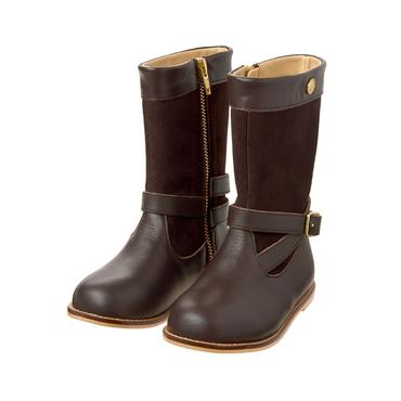 Chocolate Riding Boot at JanieandJack