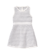 Pick-Stitch Sweater Dress