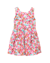 Floral Pique Dress