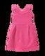 Pineapple Jacquard Dress