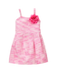Pick-Stitch Boucle Dress