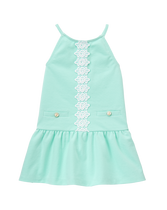 Crochet Ponte Dress