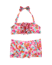 Floral 2-Piece Swimsuit
