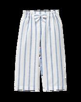 Striped Linen Blend Pant