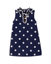 Dot Shift Dress