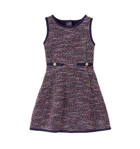Bouclé Dress