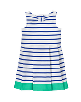 Striped Ponte Dress