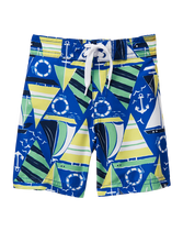 Set Sail Swim Trunk