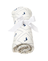 Sailboat Swaddle Blanket