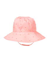 Swiss Dot Bucket Hat