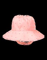 Swiss Dot Bucket Hat