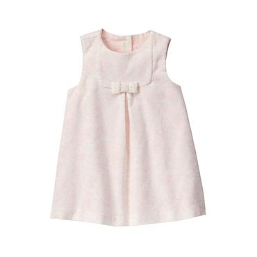 Ivory Rose Velvet Rose Dress at JanieandJack