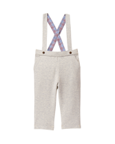 Knit Suspender Pant