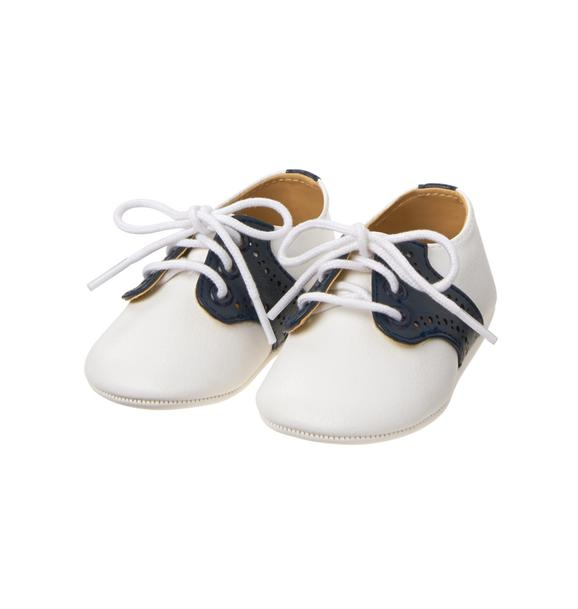 Saddle Crib Shoe