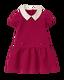 Dropwaist Quilted Dress