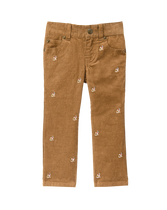 Bulldog Corduroy Pant