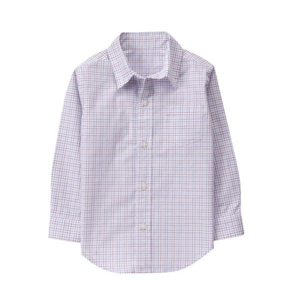 Tattersall Poplin Shirt