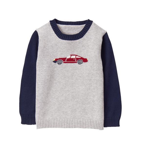Car Sweater