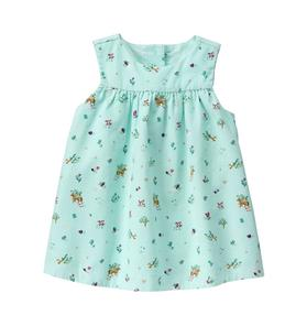 Corduroy Meadow Dress