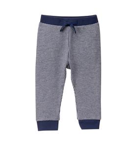 Houndstooth Knit Jogger