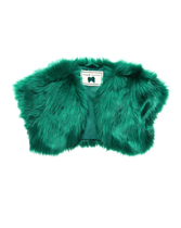 Faux Fur Shrug