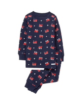 Train Pajama Set