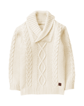 Shawl Collar Sweater