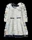Bouclé Bow Dress