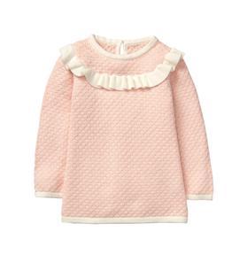 Ruffle Sweater