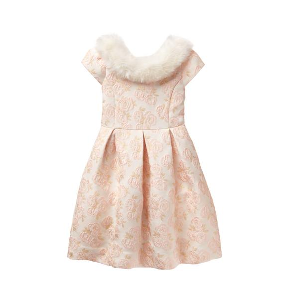 Bloom Jacquard Dress