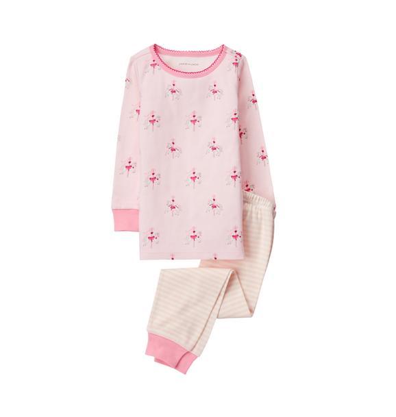 Carousel Pajama Set
