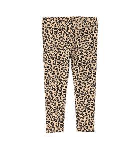 Leopard Ponte Pant