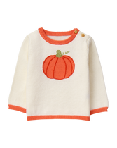 Pumpkin Sweater