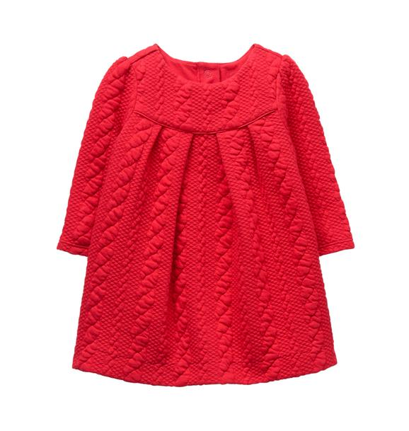 Quilted Dress