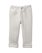 Quilted Pant