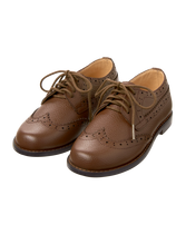 Wingtip Derby Shoe